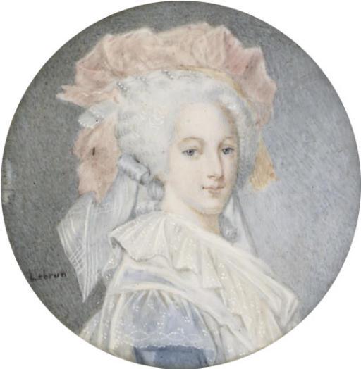 Le premier portrait de Marie Antoinette peint par Vigée Lebrun? - Page 2 D_apra15