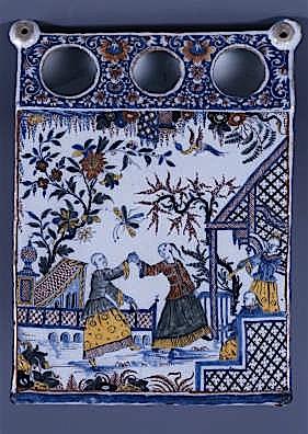 Ecritoires et chinoiseries du XVIIIe siècle Ecrito10