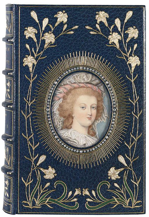 Le premier portrait de Marie Antoinette peint par Vigée Lebrun? - Page 2 Editio10