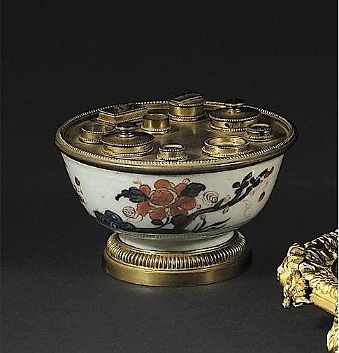 Ecritoires et chinoiseries du XVIIIe siècle Encrie10