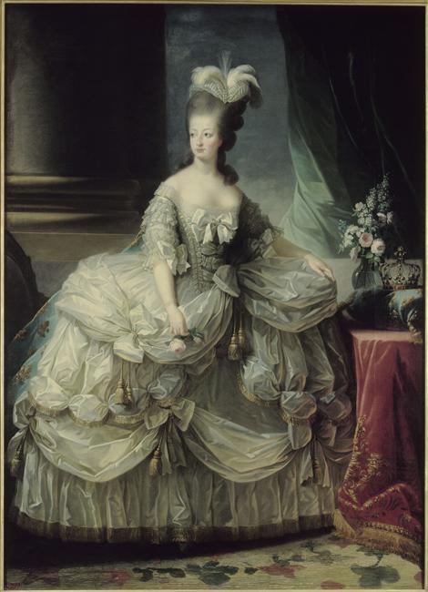 Le premier portrait de Marie Antoinette peint par Vigée Lebrun? - Page 2 Evlb10
