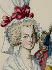 Le premier portrait de Marie Antoinette peint par Vigée Lebrun? - Page 2 Marie-11