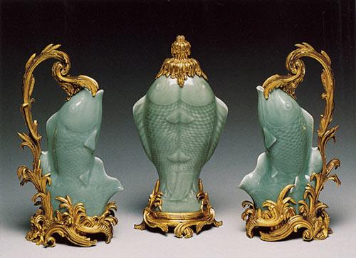 Ecritoires et chinoiseries du XVIIIe siècle Porcel10