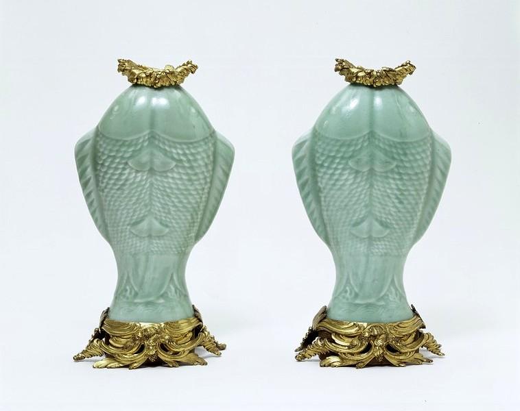 Ecritoires et chinoiseries du XVIIIe siècle Porcel11
