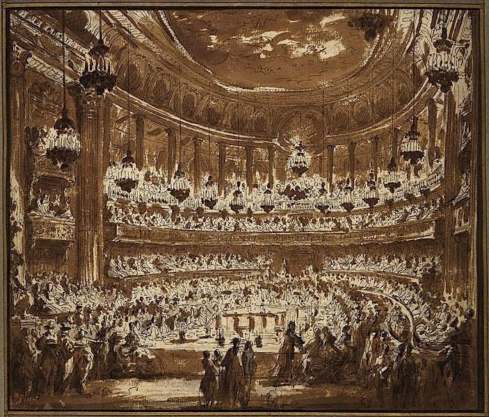mariage - Le mariage de Louis XVI et Marie-Antoinette  - Page 6 Souper13