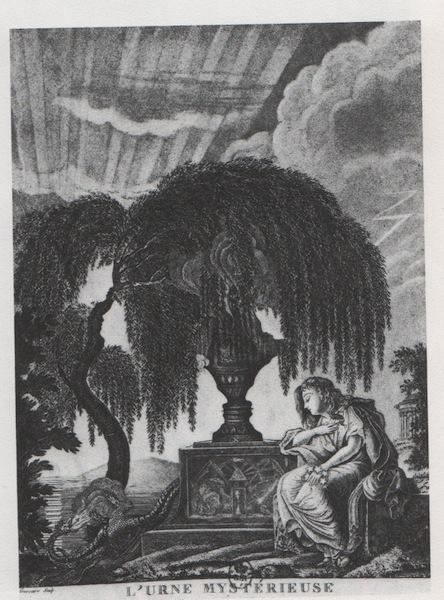 Portraits cachés de Marie-Antoinette et Louis XVI ou images séditieuses  Urnemy12