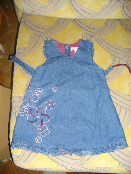 Vêtements filles Fringu29