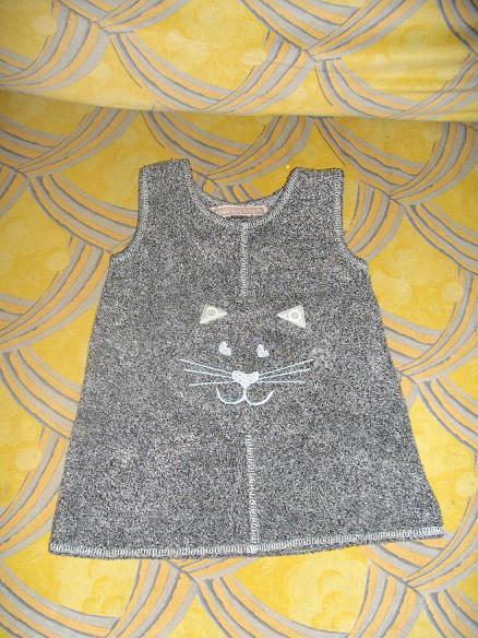 Vêtements filles Fringu35