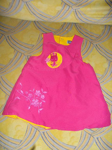 Vêtements filles Fringu36