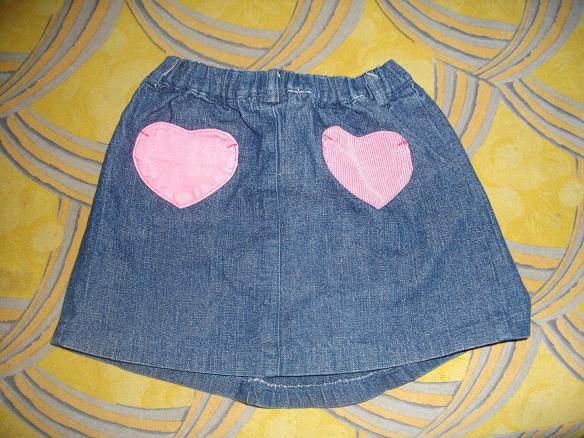 Vêtements filles Fringu39