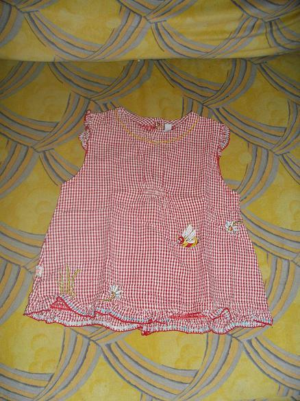 Vêtements filles Fringu66