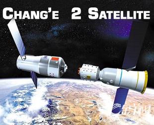 Mission de la sonde Chang'e 2 10311510