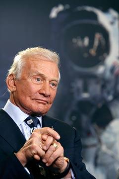 Buzz Aldrin et Mars 12675510