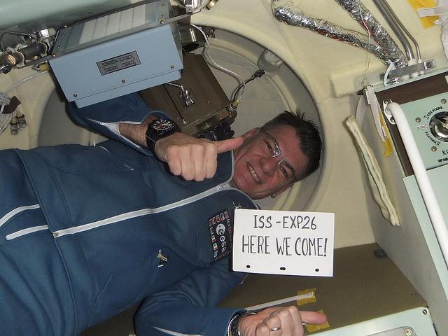 Mission MagISStra de Paolo Nespoli 52760410