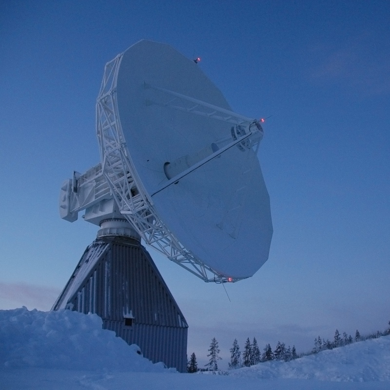 Implantation de Galileo Antenn10