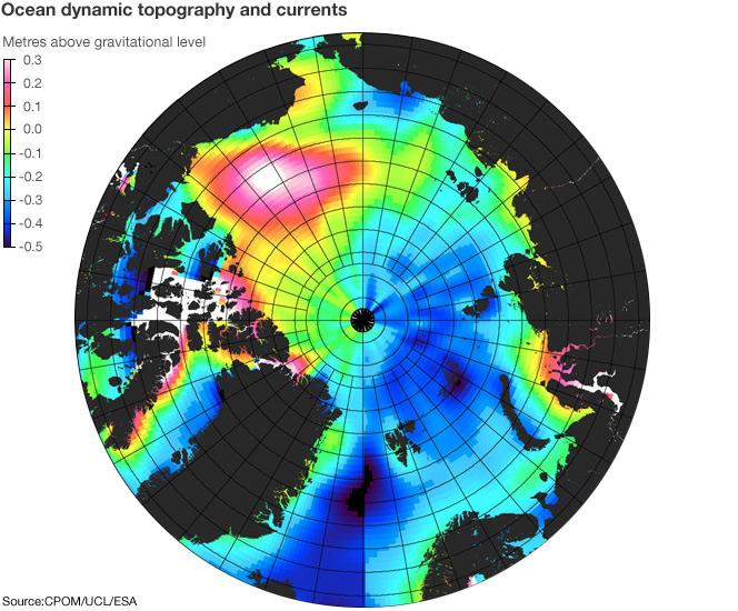 Cryosat 2 - Etude de la cryosphère (ESA) - Page 2 Arctic10