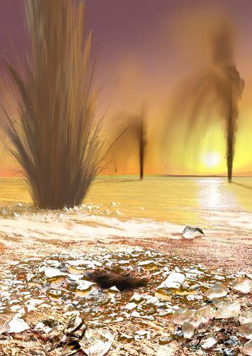 THÉMIS -  Le spectro-imageur de Mars Odyssey ( 2001) Artist10