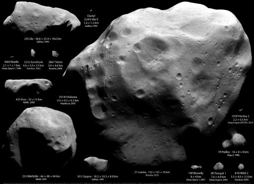 Epoxi - Mission secondaire de la sonde Deep Impact  - Page 3 Astero12