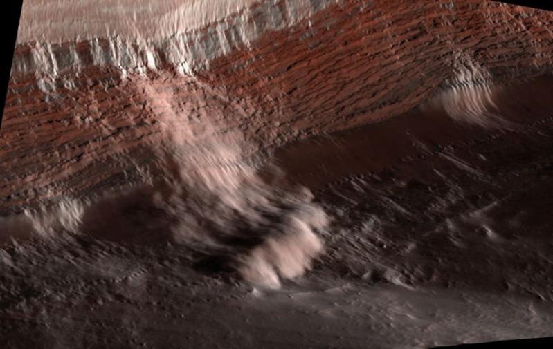 MRO (Mars Reconnaissance Orbiter) - Page 2 Avalan10