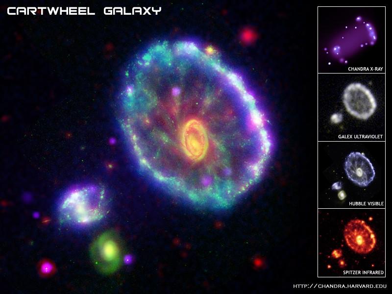 Chandra - Mission du télescope spatial  Cartwh10