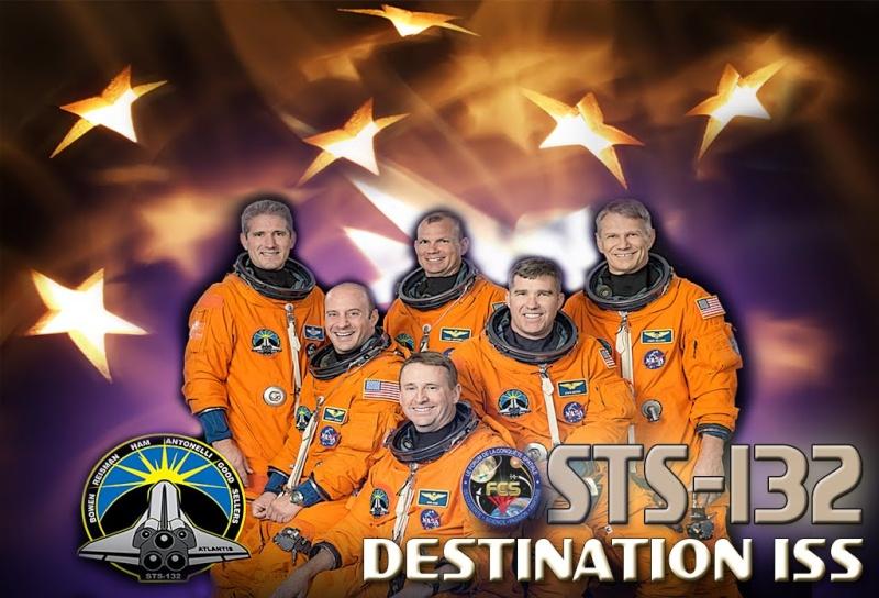 [STS-132] Atlantis : fil dédié à la mission Destin10