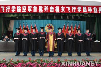 Les futurs astronautes chinois. F2009010