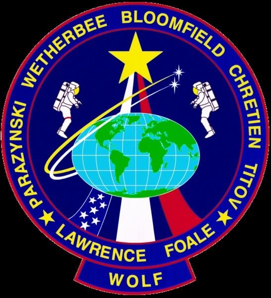 L'insigne des astronautes Fr86-p10