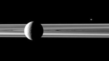 Cassini Solstice Mission - Début ... I1011210