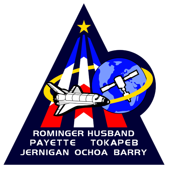 L'insigne des astronautes Insign10