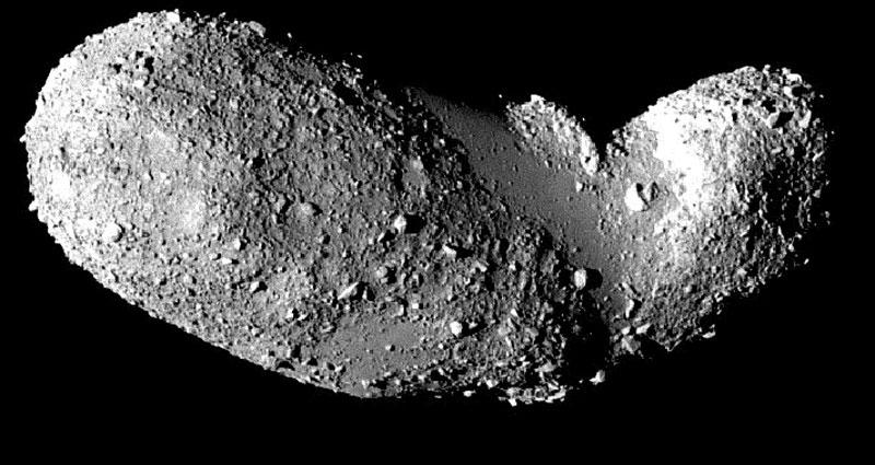 Epoxi - Mission secondaire de la sonde Deep Impact  - Page 2 Itokaw10