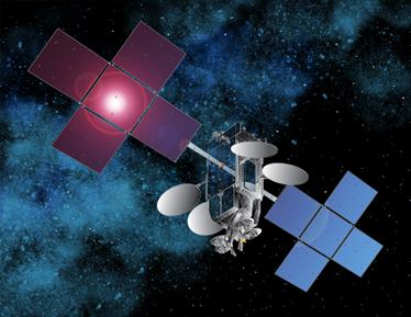 Nouveau contrat pour Ariane : le satellite Jupiter. Jupite11