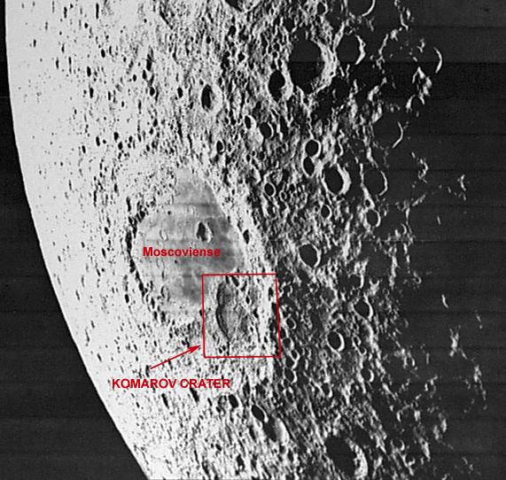 Vladimir komarov - décédé en rentrant de l'espace Komaro10
