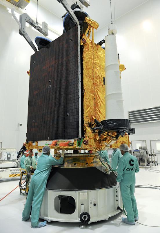 Ariane 5 ECA V194 / Astra-3B & ComsatBW-2 (21/05/2010) - Page 2 Missio10
