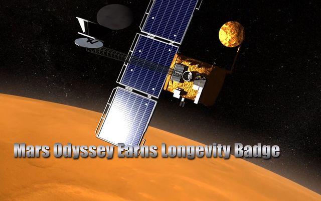 THÉMIS -  Le spectro-imageur de Mars Odyssey ( 2001) Odysse10