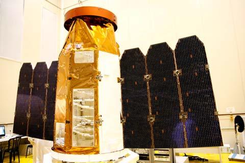 Shavit-2 (Ofeq-9) - 22.6.2010 Ofeq910