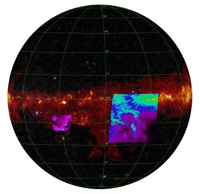 Planck - Observatoire spatial (ESA) Orion-11