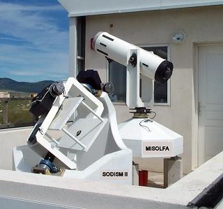 Observation du Soleil : satellite Picard du CNES Picard10