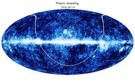 Planck - Observatoire spatial (ESA) Planck10