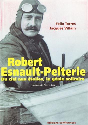 "Robert Esnault-Pelterie inventeur de l'""aerocapture"" Rep_co10"