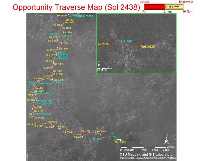 Opportunity va explorer le cratère Endeavour - Page 10 Rtemag19