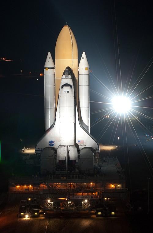 [STS-132] Atlantis : préparatifs (lancement prévu le 14/05/2010) - Page 10 Sts-1311