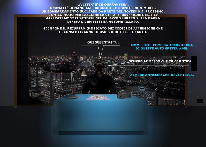 RepartoCorse2 Show Quiz - MISSIONE: CODICI MC 12 Def_0311