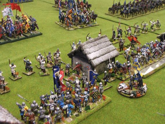 [Multijoueurs] La mort du roi fol (14 février 1410 à Surville) Dscf4815