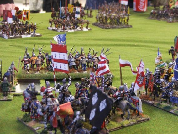 [Multijoueurs] La mort du roi fol (14 février 1410 à Surville) Dscf4821