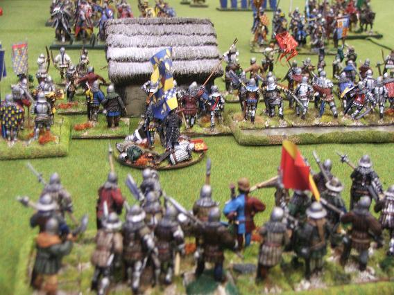 [Multijoueurs] La mort du roi fol (14 février 1410 à Surville) Dscf4825
