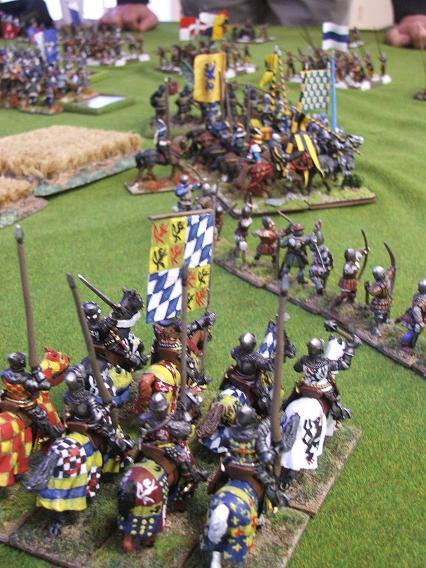 [Multijoueurs] La mort du roi fol (14 février 1410 à Surville) Dscf4833