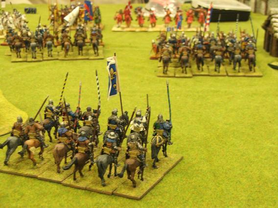 [Multijoueurs] La mort du roi fol (14 février 1410 à Surville) Dscf4842