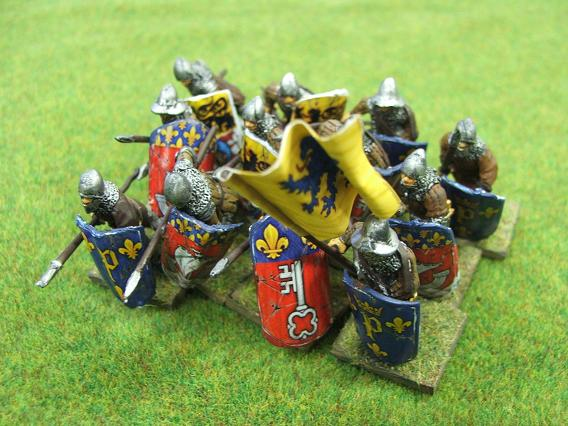 [Multijoueurs] La mort du roi fol (14 février 1410 à Surville) Dscf4843