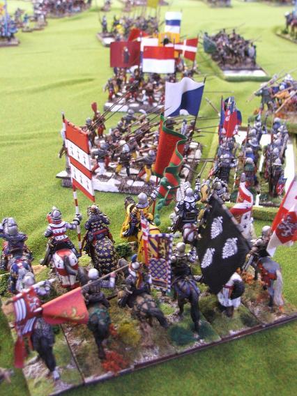 [Multijoueurs] La mort du roi fol (14 février 1410 à Surville) Dscf4845