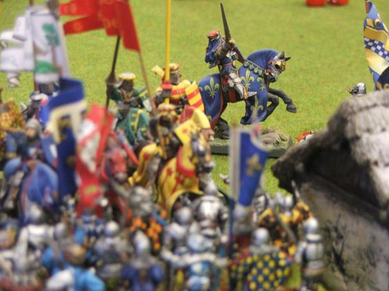 [Multijoueurs] La mort du roi fol (14 février 1410 à Surville) Dscf4848